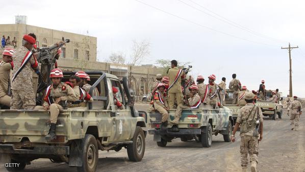مقتل 61 مسلحًا حوثيًا و33 من