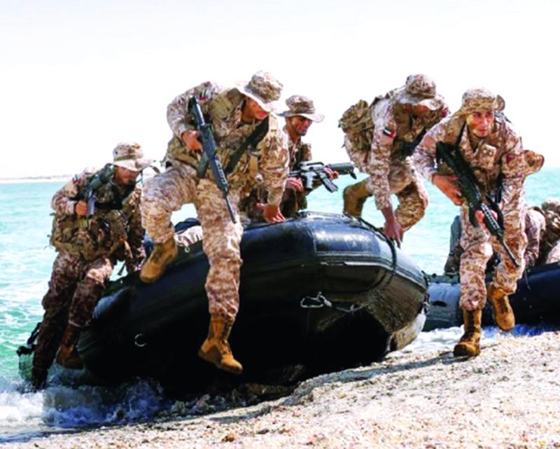 الإمارات والولايات المتحدة تختتمان تمرينا عسكريا مشتركا في أبوظبي