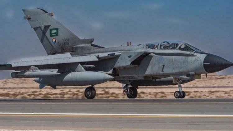 طائرات سعودية تصل الإمارات للمشاركة في تمرين مركز الحرب الجوي الصاروخي