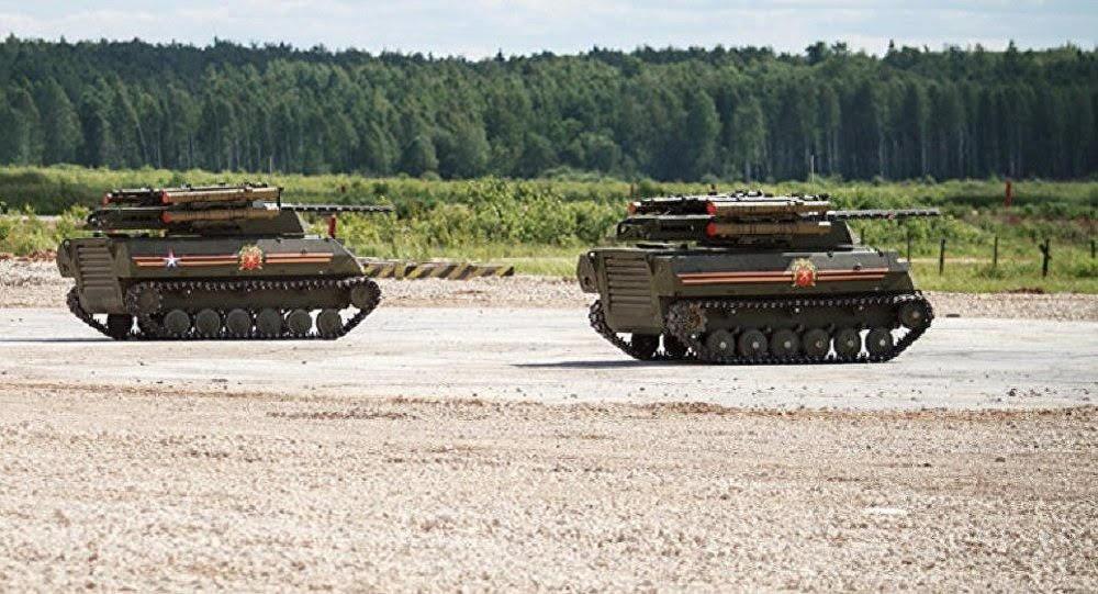 تسلح جديد.. أبوظبي مهتمة بمنظومة عسكرية روسية جديدة