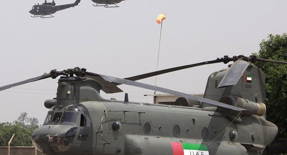 تحذيرات من حرب عالمية الإمارات شريك مؤسس فيها