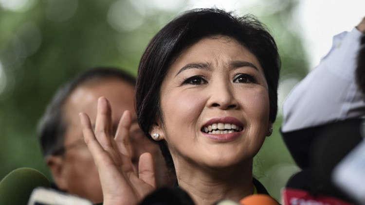 بعد هروبها إلى دبي...الحكم بسجن رئيسة وزراء تايلاند السابقة 5 سنوات