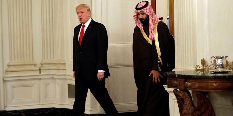 تزايد مبيعات الأسلحة الأمريكية لدول الخليج في عهد