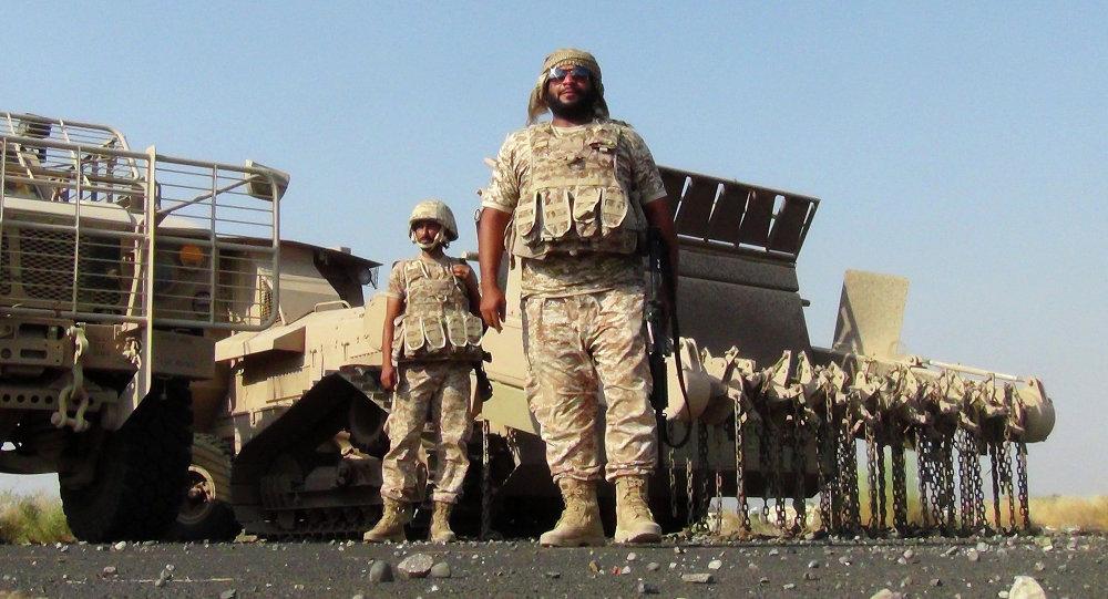 ميليشيات الحوثيون تزعم قتل 12 جنديا إماراتيا في جبهة موزع غرب اليمن