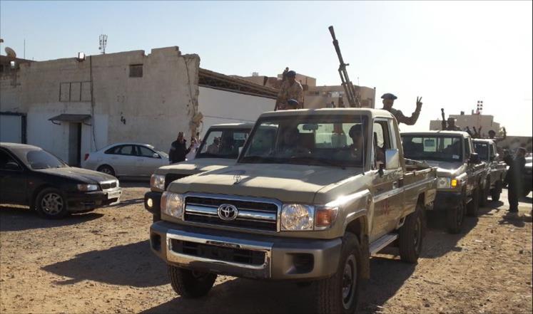 الإمارات والتدخل في شؤون ليبيا.. فوضى يقودها حفتر