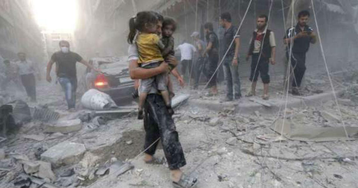 529 سورياً ضحايا مجازر الغوطة في سوريا وسط صمت عربي ودولي