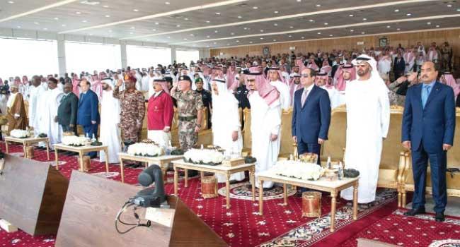 المشاركة القطرية في لقاءات و تمارين عسكرية بالسعودية...بداية حل للأزمة الخليجية أم تجميد لها