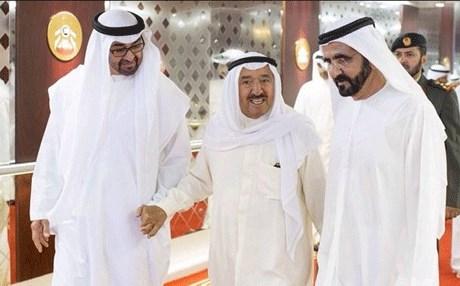 الكويت تؤكد استمرارها في مساعي حل الأزمة الخليجية وتصفها بـ