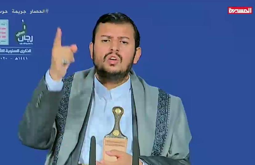 الحوثي يحذر الإمارات والسعودية ويدعوهما لمراجعة حساباتهما ووقف الحرب في اليمن