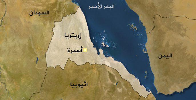 تعزيزات عسكرية إماراتية وسودانية في أرتيريا لخوض معركة الحديدة