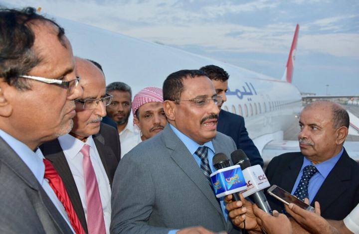 وزير يمني: الإمارات دولة