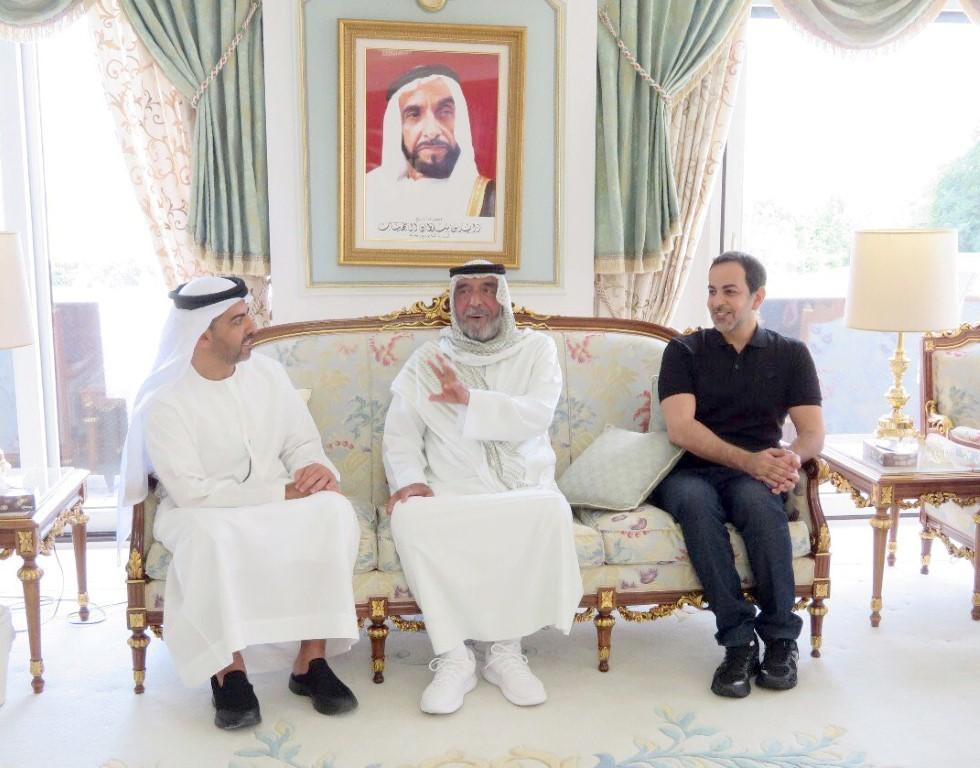 أول ظهور علني لرئيس الإمارات منذ 5 شهور