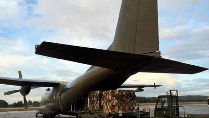 3 طائرات إماراتية محملة بالسلاح تصل كردستان العراق سرا