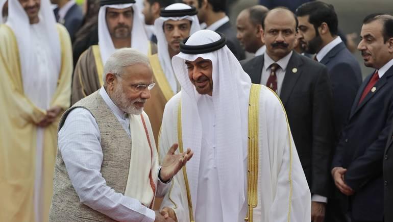 الإمارات والسعودية تعززان التعاون التجاري مع الهند وسط صمت تجاه إجراءاتها العنصرية بحق المسلمين