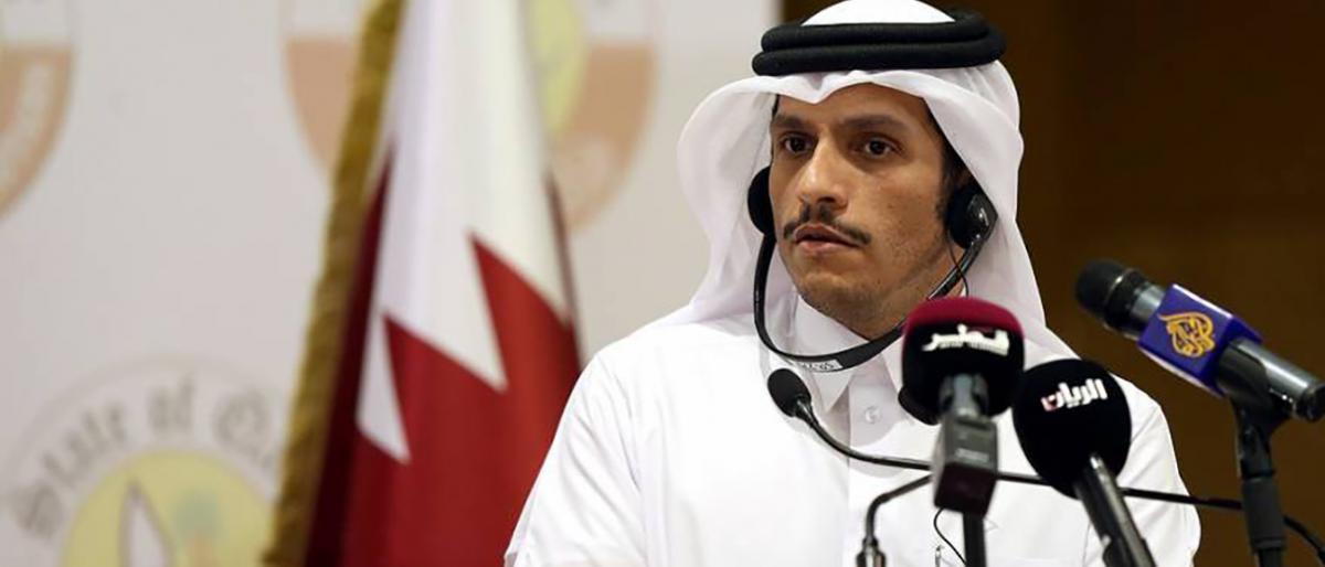 قطر: نجري مباحثات مع السعودية بعيداً عن المطالب الـ13