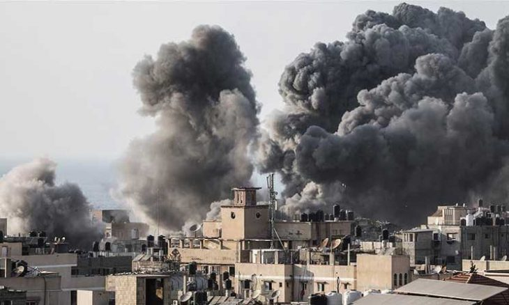 حكومة الوفاق الليبية تتهم الإمارات بقصف مجمع سرت للمطاحن