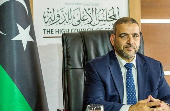 رئيس المجلس الأعلى للدولة في ليبيا يتهم الإمارات بـ