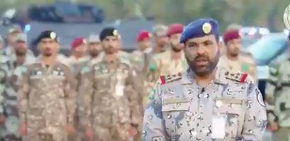 قوات الأمن السعودية تصل الإمارات للمشاركة في تمرين