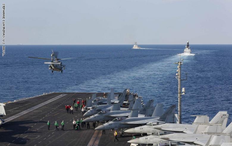 إيران تنتقد قرار كوريا الجنوبية توسيع مهام مكافحة القرصنة في مياه الخليج لتشمل مضيق هرمز
