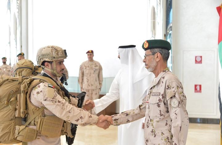 قيادة القوات المسلحة الإماراتية تعلن عودة جنودها من عدن بعد