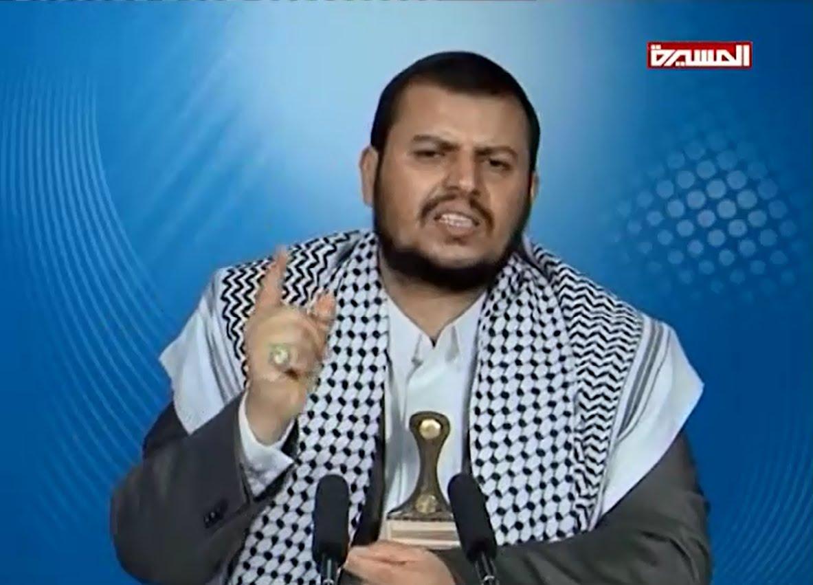 زعيم ميليشيا الحوثيين يدعو إلى نفير عام ضد قوات السعودية والإمارات في اليمن