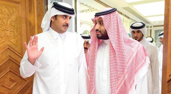 ميدل إيست آي: لهذا السبب تفشل الإمارات أي صفقة سعودية قطرية ؟