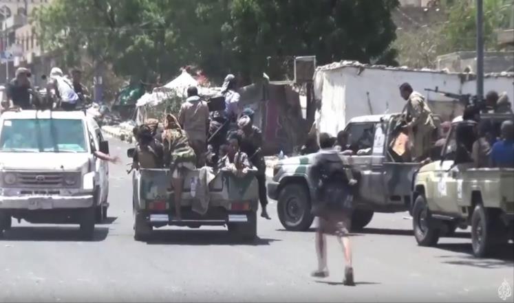 اا قتيلا في اشتباكات بتعز بين الجيش اليمني وقوات مدعومة من الإمارات