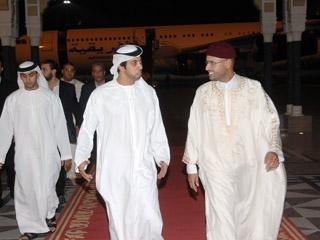 التحركات الإماراتية والمصرية لإعادة سيف الدين القذافي إلى المشهد السياسي في ليبيا