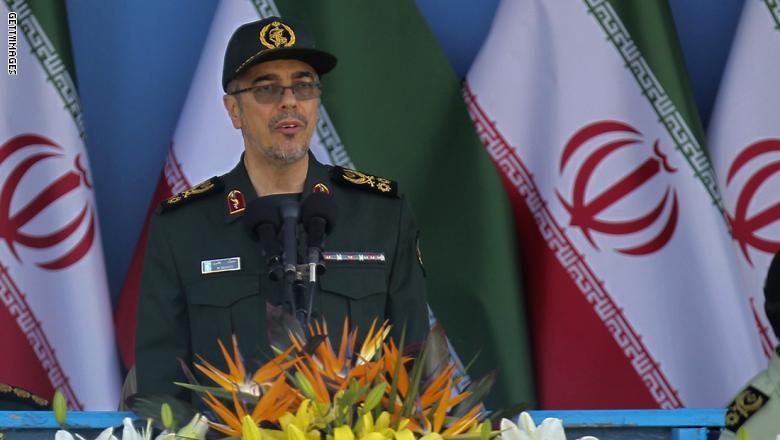 رئيس هيئة الأركان الإيرانية: السعودية والإمارات في مقدمة المتآمرين علينا