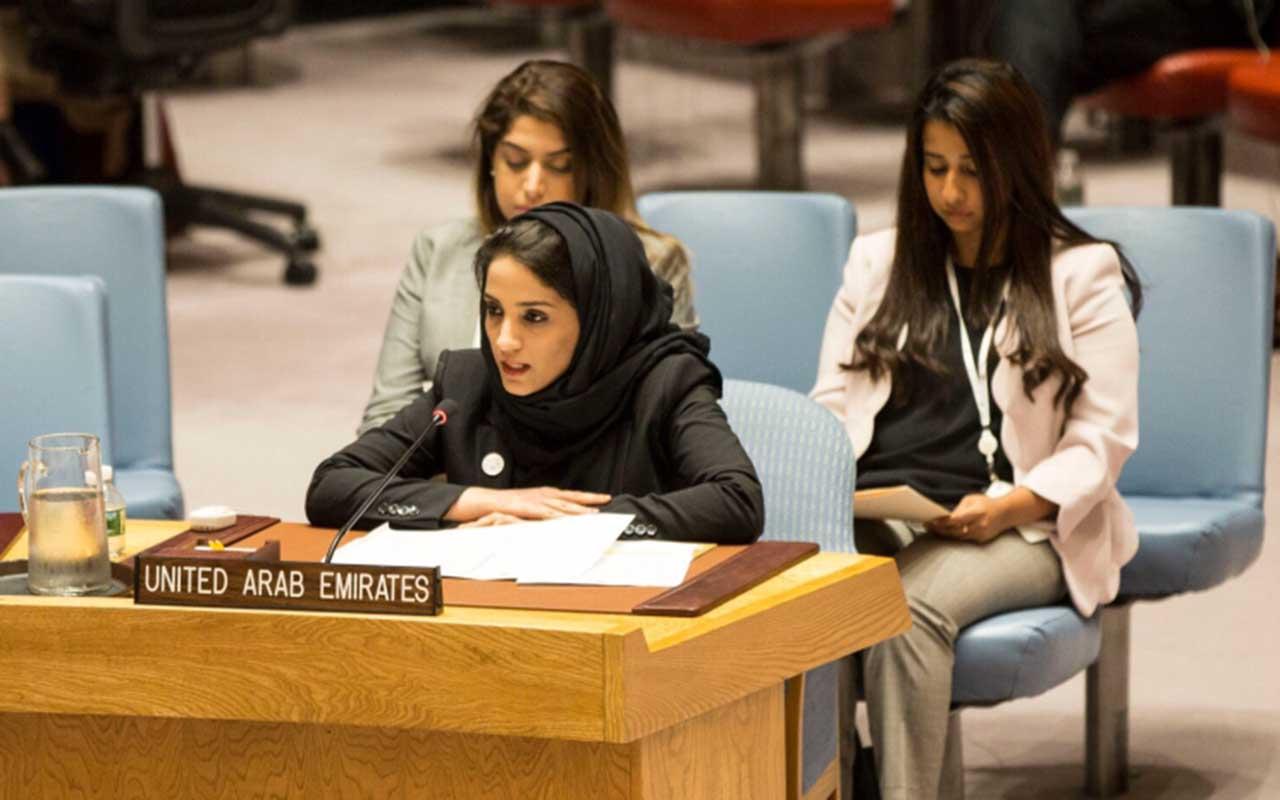 الإمارات تدعو لجهود وساطة أقوى لمنع النزاعات وتسويتها فى الأمم المتحدة