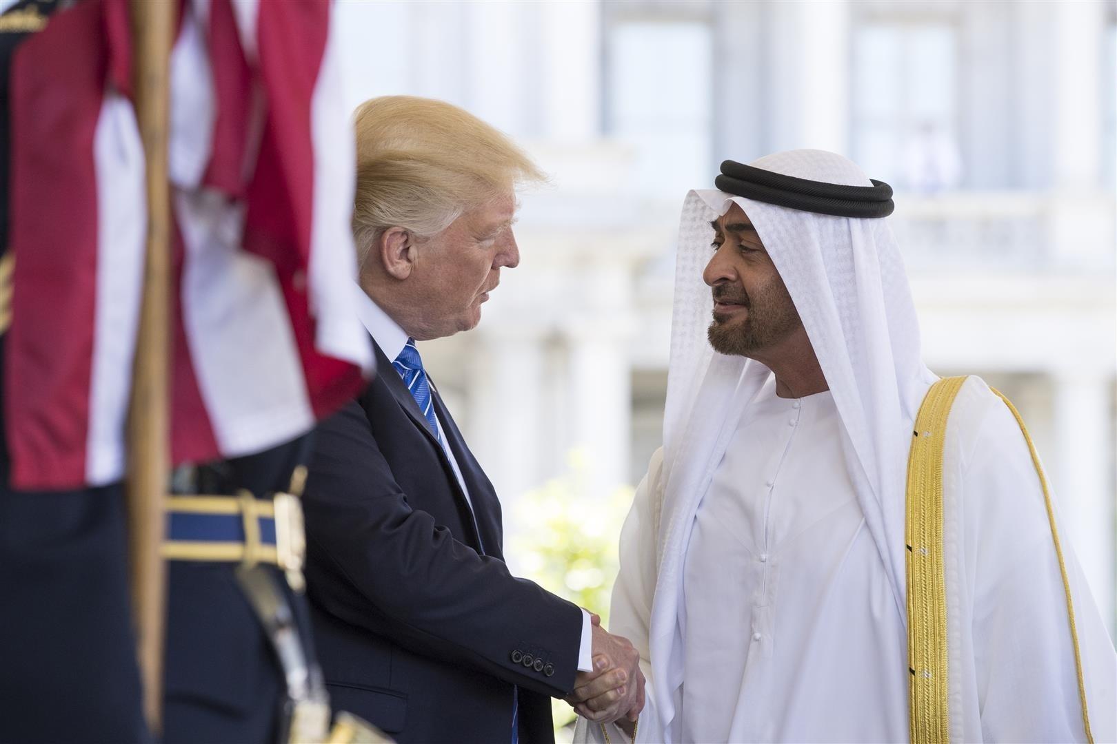 صحيفة أمريكية تدعو ترامب للضغط على الإمارات في الملف السوداني