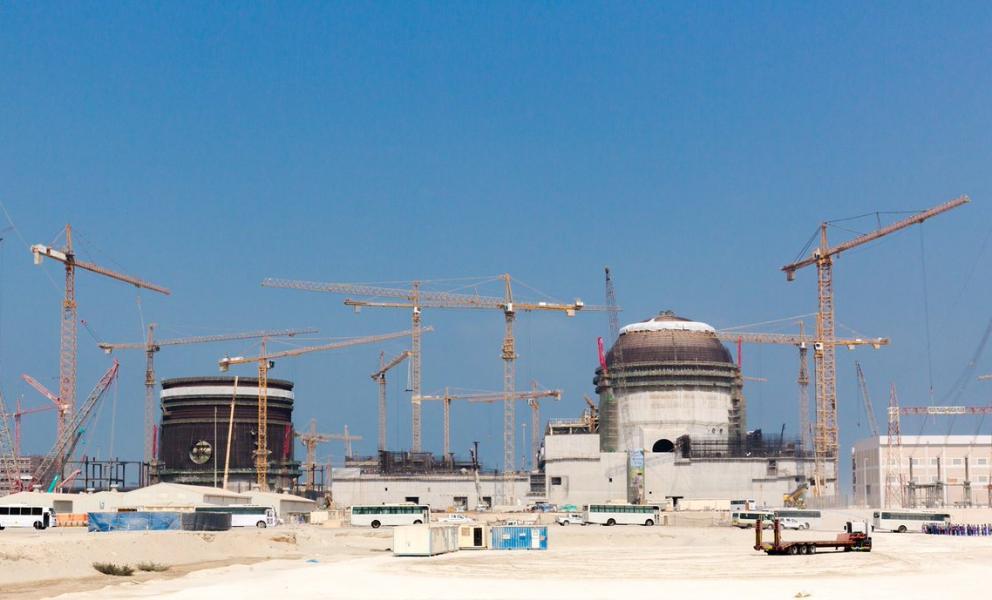 للمرة الثالثة...الإمارات تعلن تأجيل إفتتاح المحطة النووية إلى 2020