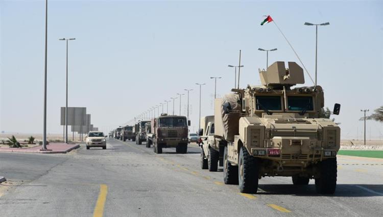قوات إماراتية وأخرى قطرية تصل السعودية للمشاركة في تمرين