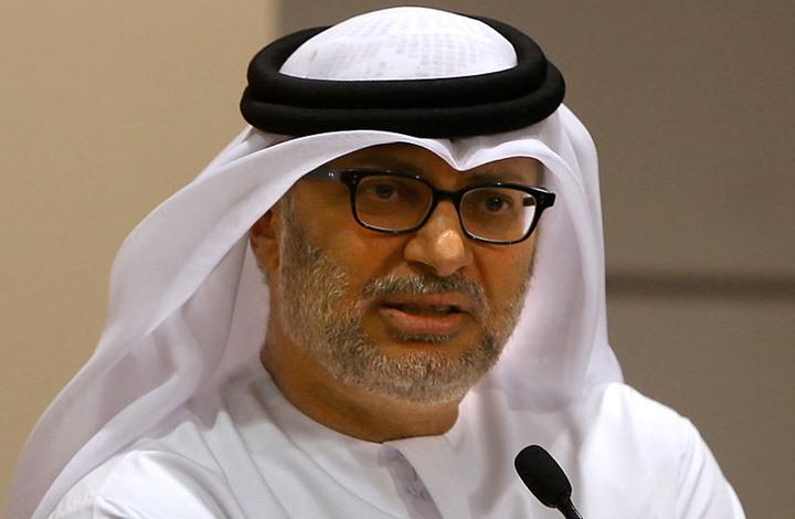 قرقاش: قطر عمقت الأزمة الخليجية