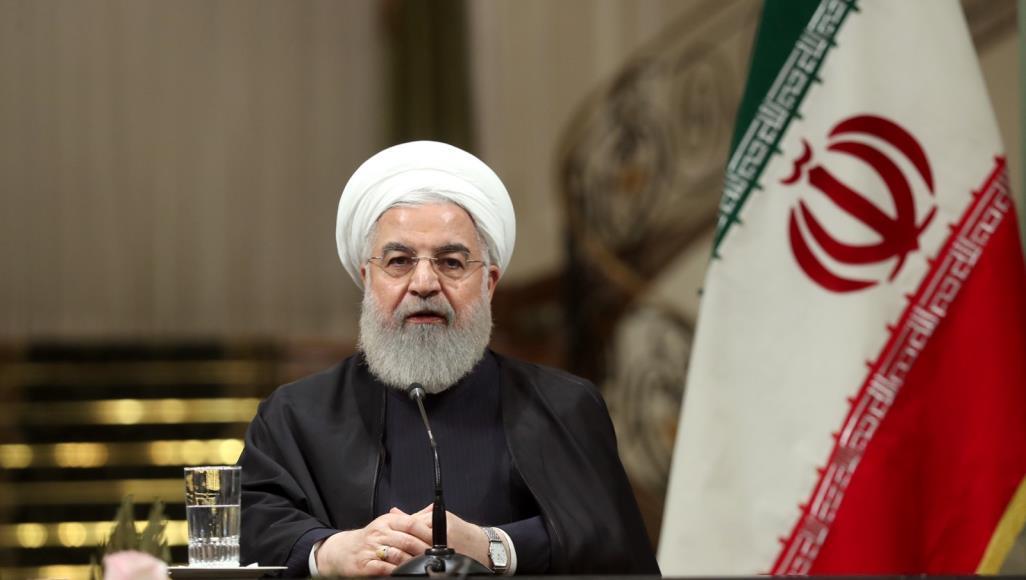 الرئيس الإيراني يدعو الدول الغربية لوقف تصدير الأسلحة إلى الإمارات