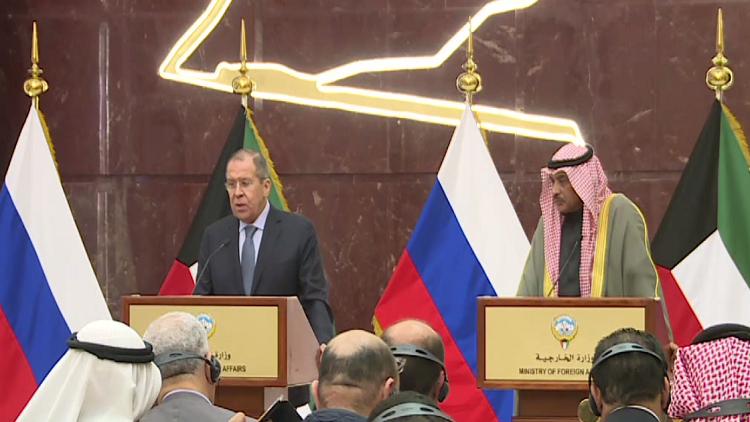 روسيا تؤكد دعمها لجهود الكويت في حل الأزمة الخليجية