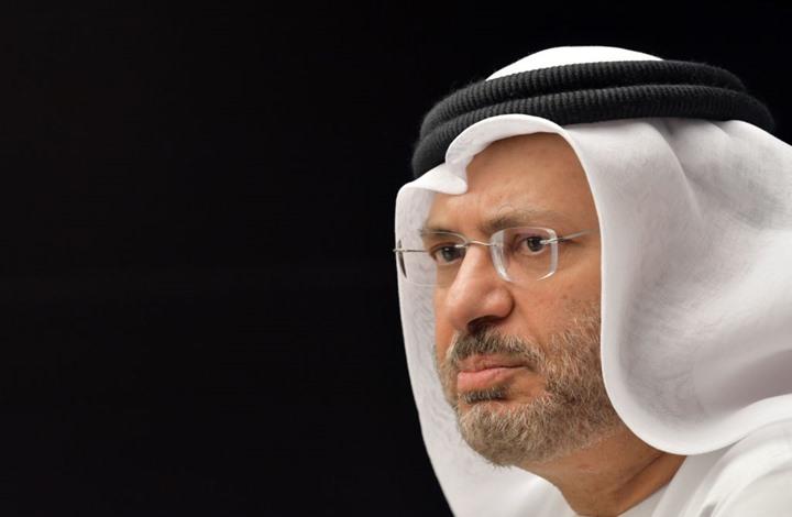 قرقاش: استراتيجية قطر للخروج من الأزمة فشلت...والدوحة ترد