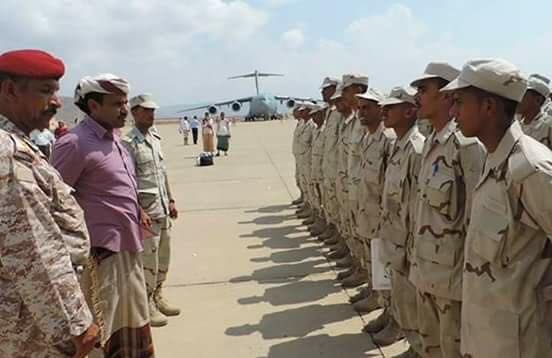في تحد لقرار حاكم الجزيرة اليمنية...قوات من
