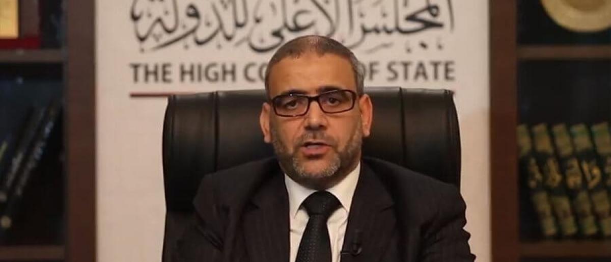 رئيس مجلس الدولة الليبي: الإمارات تدعم قوات حفتر لمنع قيام الديمقراطية في بلادنا