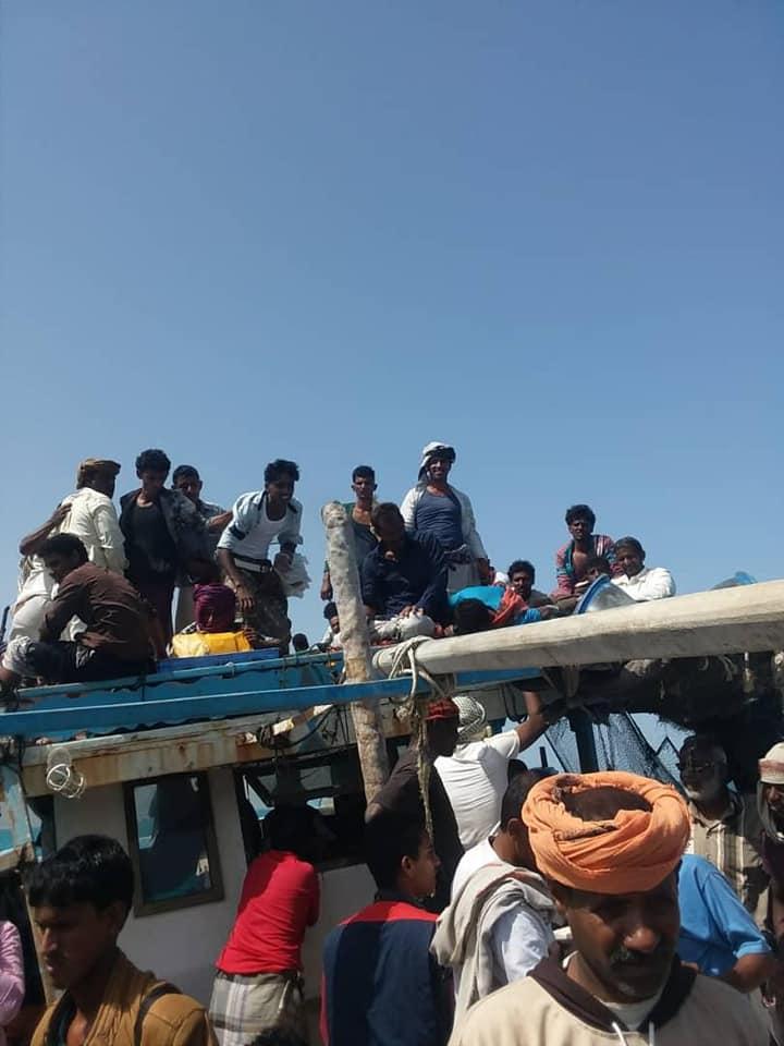 اتهامات لأبوظبي بنقل طلاب من سقطرى إلى عدن لتجنيدهم بالحزام الأمني