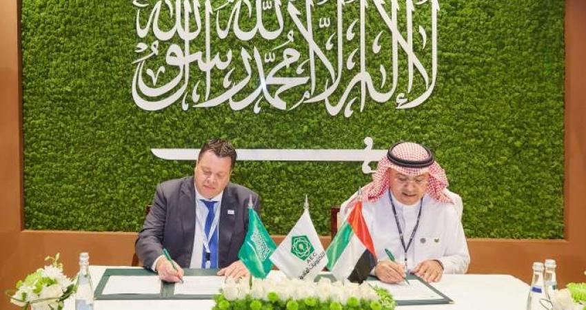 اتفاق إماراتي سعودي على إنشاء مصنع للتجهيزات العسكرية بـ 13.6 مليون دولار