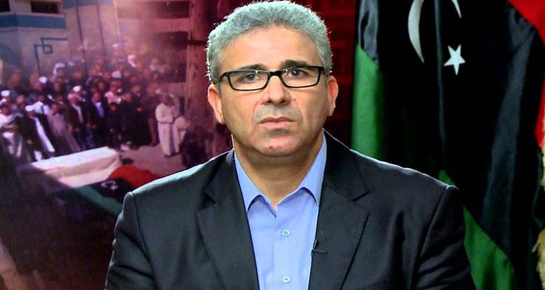 وزير الداخلية الليبي: طائرة إماراتية محملة بالعتاد العسكري تهبط بمطار بنغازي لدعم حفتر