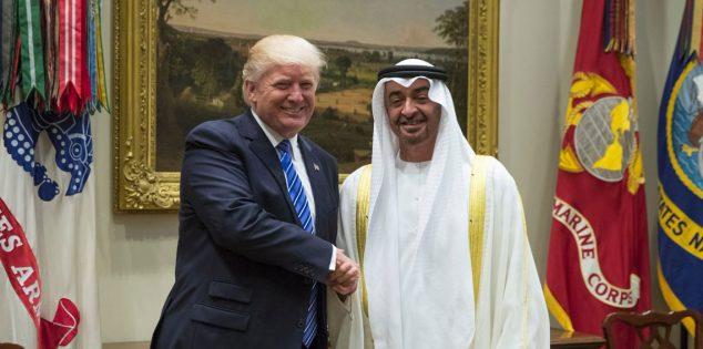 التحركات السعودية والإماراتية للتأثير على ترامب