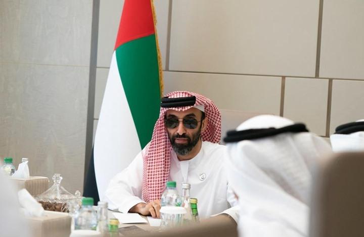 أنباء عن اعتقال خلية إماراتية بالعراق مرتبطة بطحنون بن زايد ودحلان