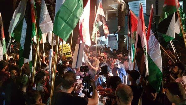 الإمارات تستنكر اقتحام سفارة البحرين ببغداد
