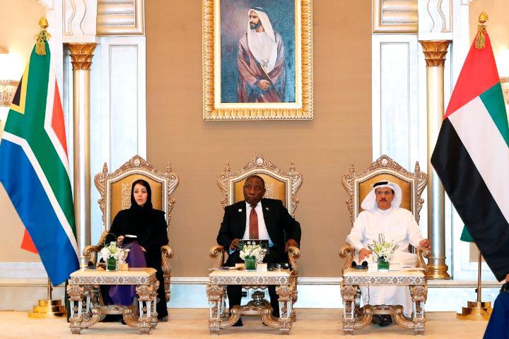 في إشارة للإمارات والسعودية...سفير جنوب أفريقيا: تعرضنا لضغوطات خليجية لقطع العلاقات مع قطر