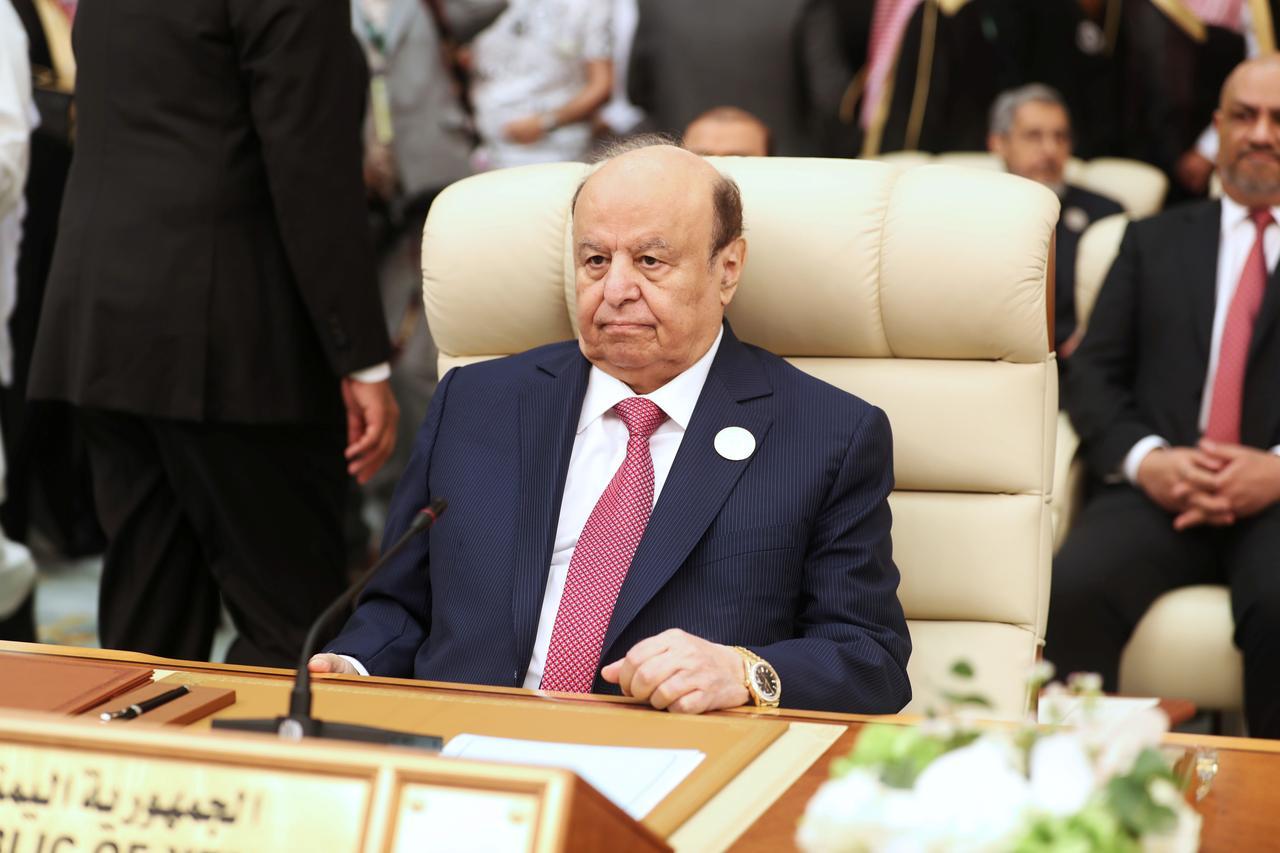 الإمارات ترفض شروط هادي للتسوية بين الحكومة اليمنية والانتقالي الجنوبي