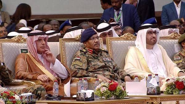 الإمارات تشارك في مراسم توقيع وثيقة تقاسم السلطة بالسودان وتؤكد دعمها لها