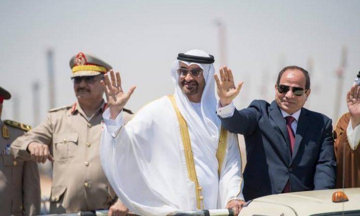 ستراتفور: الإمارات تعيد النظر في تكتيكات سياساتها الخارجية