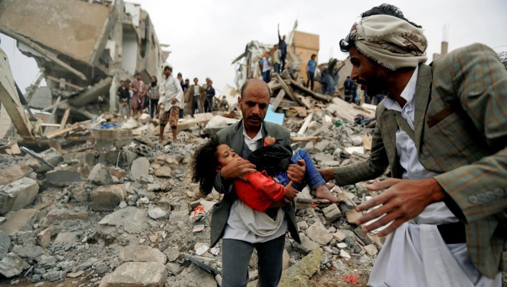 الحكومة البريطانية تتسلم تقريرا حول انتهاكات التحالف السعودي الإماراتي في اليمن